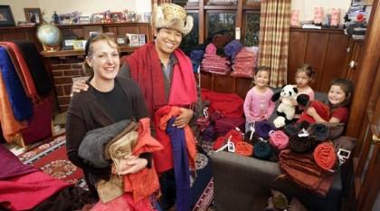 Keran and Ngawang Tsering